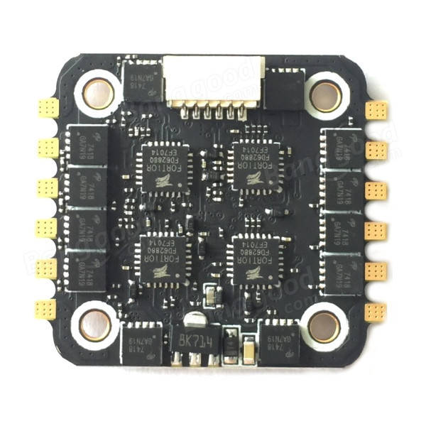 20x20mm BS-28A 4in1 2-4S BLHELI_S ESC DSHOT - SNHE