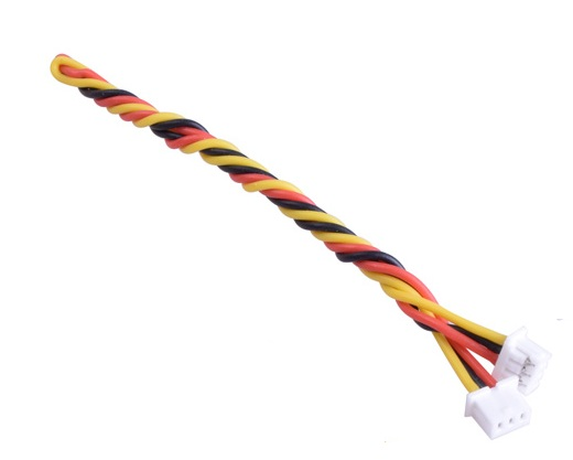 Runcam 3pin FPV silicone cable for RunCam - SNHE