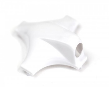 DYS ELF Micro Drone - Bug Shell Cover - <b>White</b> - SNHE