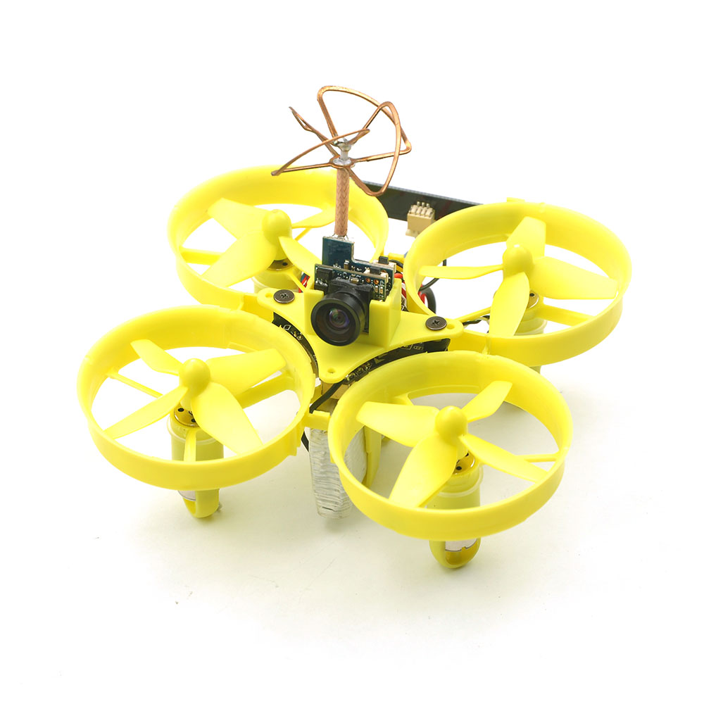 Eachine Turbine QX70 70mm Micro FPV Racing Quadcopter BNF Based On F3 EVO Brushed Flight Controller - <b>FRSKY</b> - SNHE