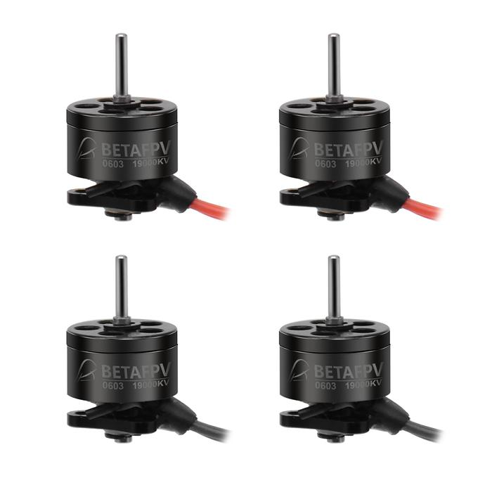 BetaFPV <b>0603 19000kv</b> 1S Brushless Motors - SNHE