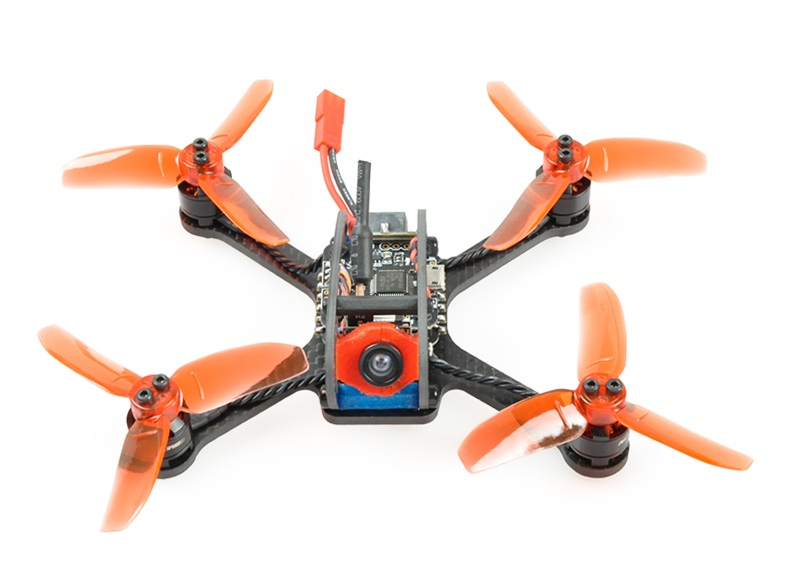 Full Speed RC LEADER-120 Mini FPV Racing Quadcopter <b>Bind-N-Fly FRSKY</b> - SNHE