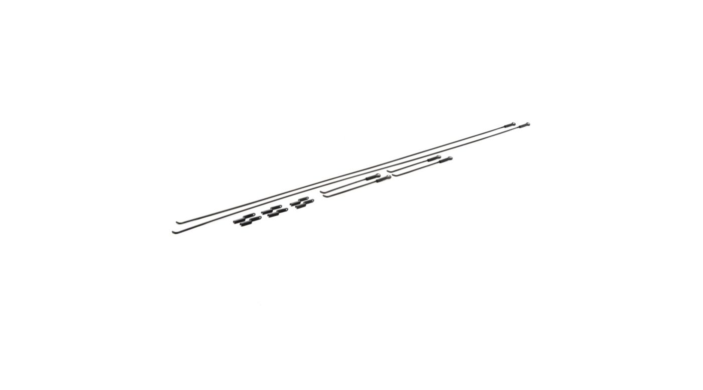 E-flite Pushrod Set: Carbon-Z Cub