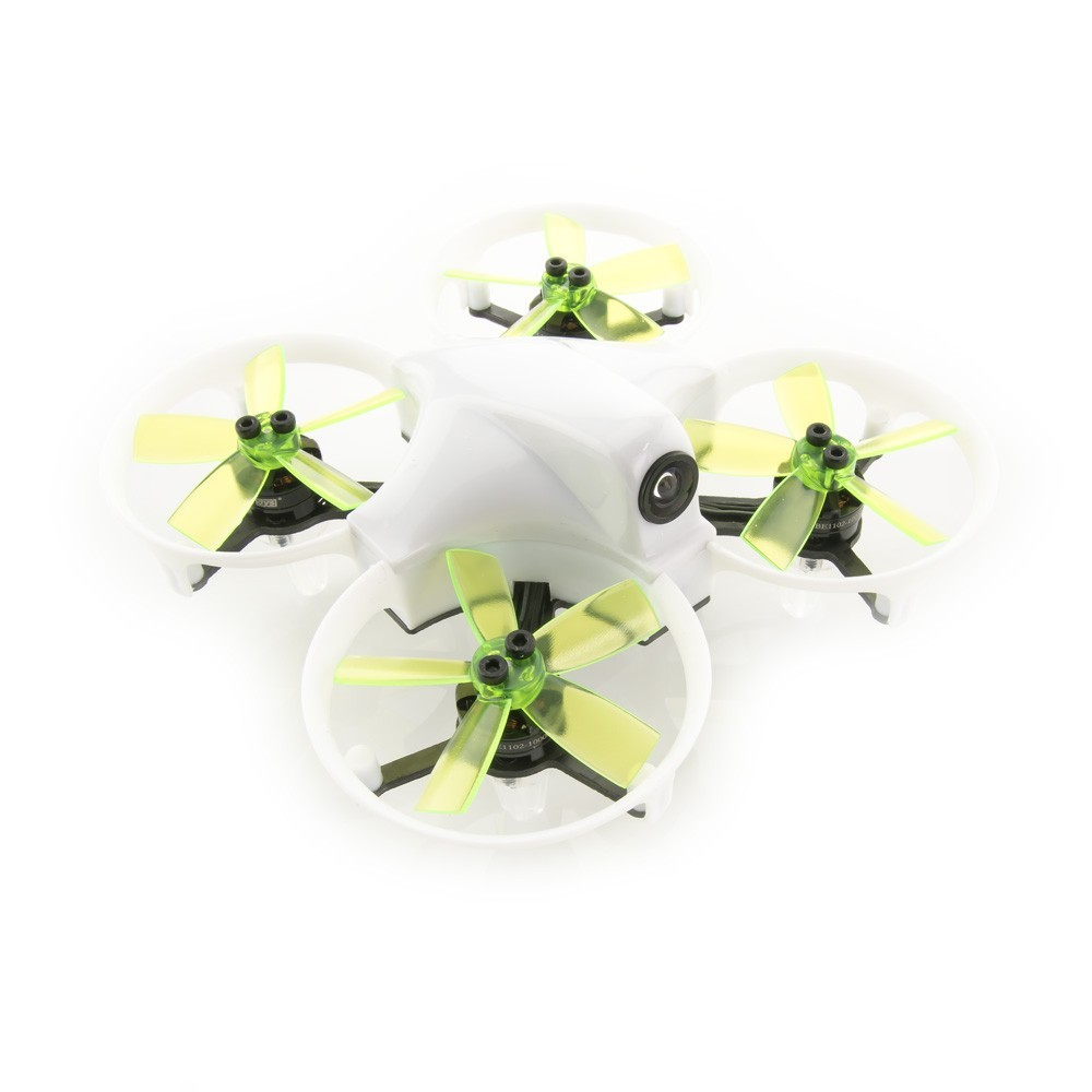 DYS ELF 83mm Micro Brushless FPV Racing Drone  <b>Bind N FLy FRSKY - White/<font color=&quot;Green&quot;>Green</font></b> - SNHE