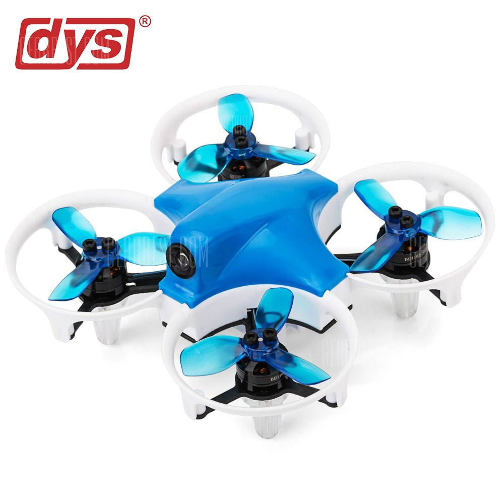 DYS ELF 83mm Micro Brushless FPV Racing Drone  <b>Ready To FLy - <font color=&quot;blue&quot;>BLUE</font></b> - SNHE